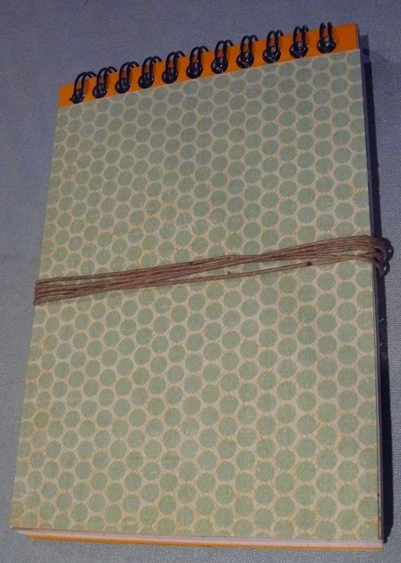 Zebketch bloc note crèche verso 4